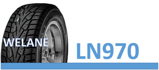 China 195 / 65R15 Winter Snow Tyres , Ice Land LN970 Pattern Off Road Winter Tires factory