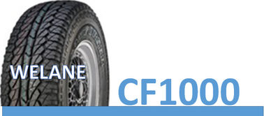 China 11 - 15 Inch Radial Mud Tires , 175 - 195mm Width Mud Grip Tires CF1000 Pattern factory