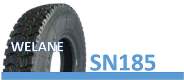9.00R20 / 10.00R20 Light Truck Radial Tyres Natural Rubber Material For Drive Wheels