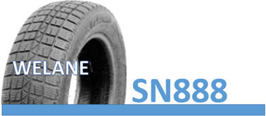 China 8.3 Tread Depth Run Flat Winter Tires , 215 / 60R17 High Performance Winter Tires factory
