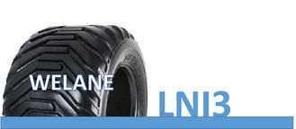 China 400 / 60 - 15.5 / TL Radial Tractor Tyres , Tubeless 16PR Compact Tractor Tires  factory