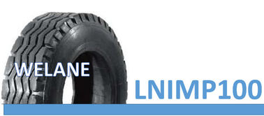 China Agricultural Radial Tractor Tyres , 10.0 / 80 - 12 10.0 / 75 - 15.3 Rear Tractor Tires factory