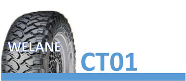 China Radial Aggressive Mud Tires For Trucks , 215 / 85R16LT Mud Terrain Tires  factory