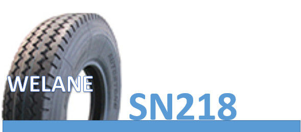 PR20 Radial Bus / Light Truck Radial Tyres SN218 Pattern 8.5 Standard Rim  supplier
